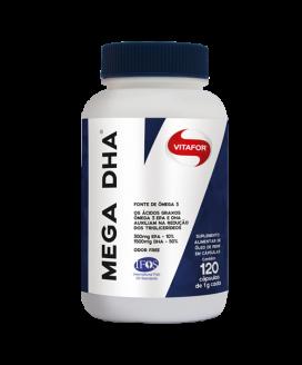 Mega DHA Vitafor - 60cp
