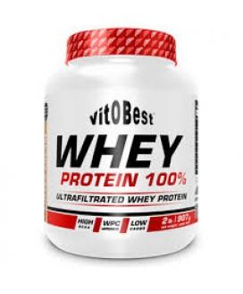 Whey Protein 100% VitoBest - 2lbs ou 5lbs