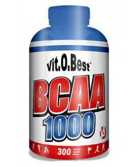BCAA 1000 Vit.O.Best - 300cp